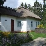 Хата-музей П.Г.Тичини в с. Піски