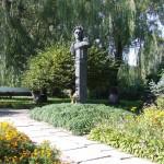 Пам'ятник П.Г.Тичині
