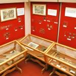 археологічні знахідки на території району - історичний відділ