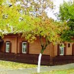 меморіальний будинок Миколи Щорса