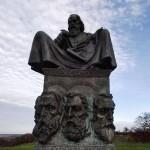 Пам'ятник приурочений Першому з'їзду князів
