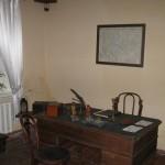 Кабінет станцнаглядача у Музеї пошти Ніжин