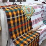 Вироби Дігтярівської ткацької фабрики ім.8Березня. Кінець 20ст