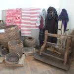 Знаряддя праці для обробки льону.Кінець 19-поч 20ст
