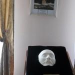 Посмертна маска Миколи Ге